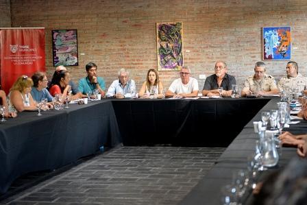 El Consejo Asesor Permanente Isleño de Tigre realizó una reunión por la seguridad de navegación en el Delta