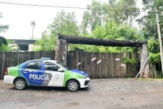 Desafectaron a un policía de Tigre que difundió las fotos del cadáver de Jaitt ()