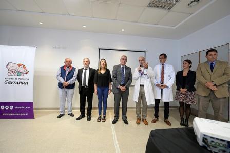 El Hospital Materno de Tigre se sumó a la Red Pediátrica de Telesalud del Hospital y la Fundación Garrahan