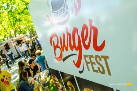 Llega una nueva edición del Burger Fest a Vicente López