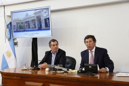 Posse dio inicio a las sesiones del Concejo Deliberante de San Isidro