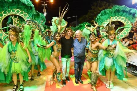 En tres días, más de 250 mil personas disfrutaron del Gran Corso Familiar de San Fernando