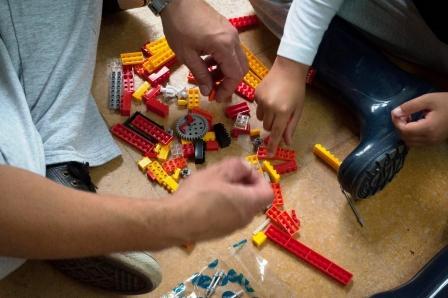 El Museo del Juguete de San Isidro invita a construir juegos con Rasti