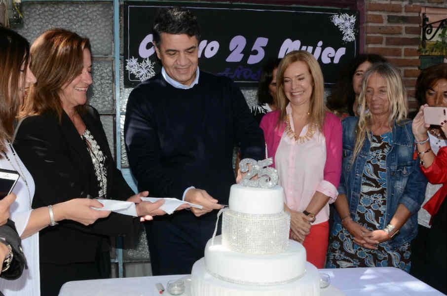 Vicente López conmemoró el Día Internacional de la Mujer