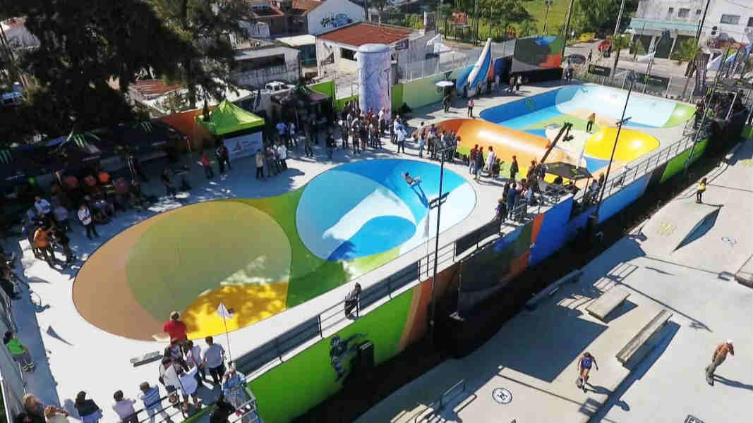 San Fernando ya tiene su Parque de Deportes Extremos