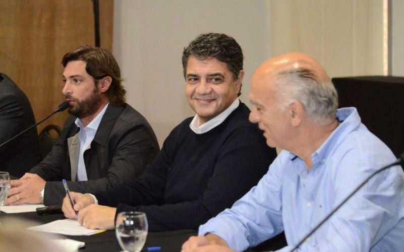 Jorge Macri asumió la presidencia del Pro en la provincia de Buenos Aires
