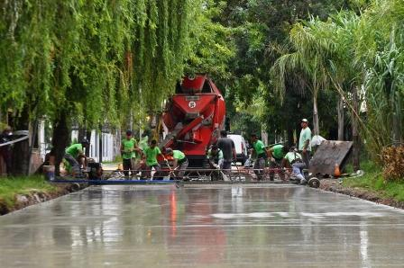 San Fernando pone en valor la zona de Canal cerca de la estación de Carupá