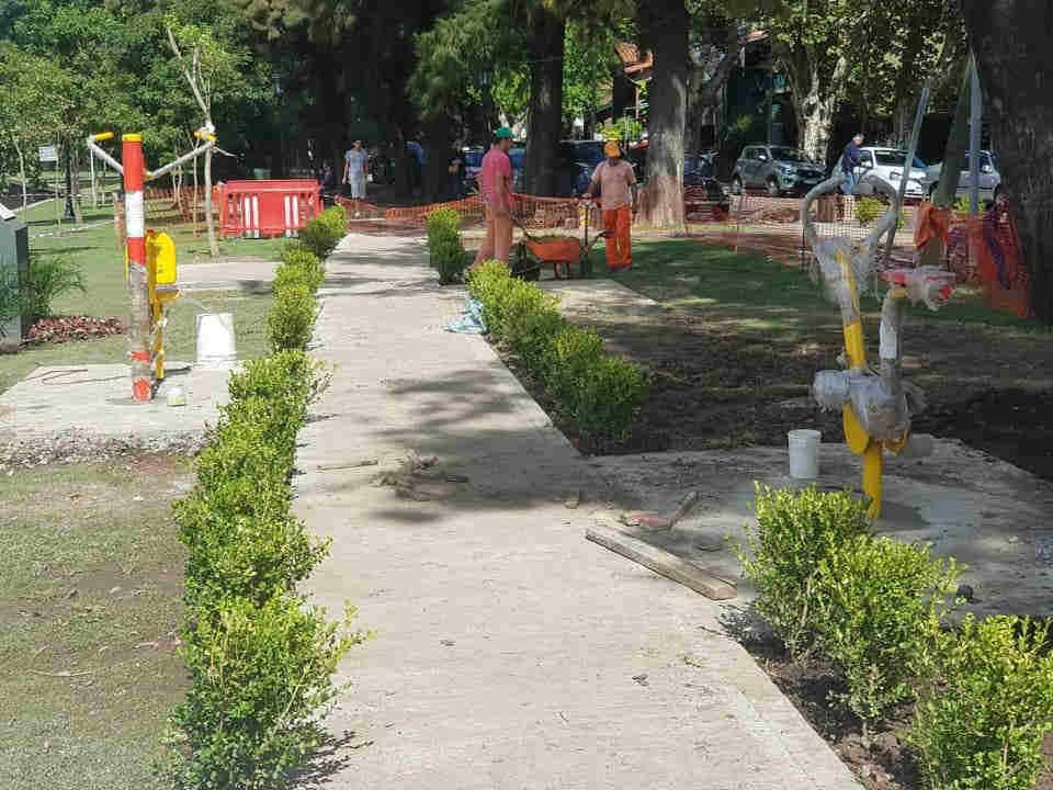 Tigre centro contará con una nueva senda aeróbica