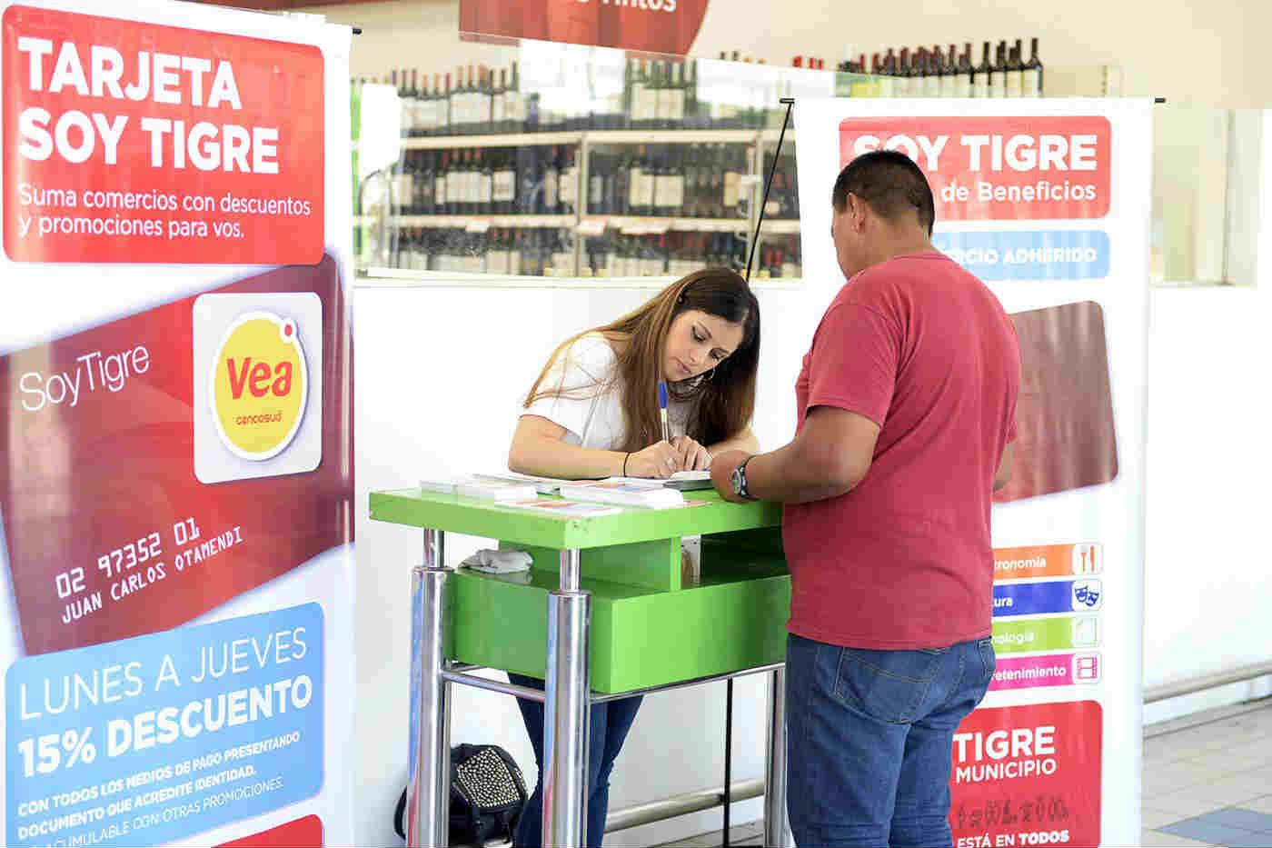 Más de 5 mil personas ya tramitaron su tarjeta Soy Tigre en 2019