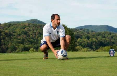 El Sanisidrense Matías Perrone, campeón mundial de Footgolf