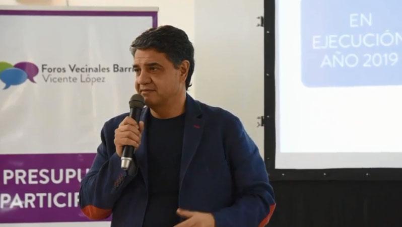 Jorge Macri dio inicio al Presupuesto Participativo 2019
