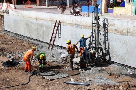 El municipio de San Isidro anunció que las obras de Sarratea finalizarán en junio