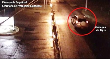Por las cámaras de Tigre, detuvieron al hombre que habría vendido la droga la noche que murió Natacha Jaitt