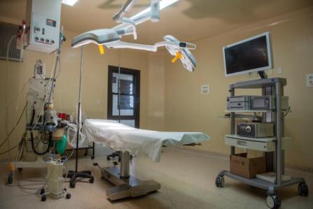 La provincia invirtió 804 millones de pesos en equipamiento para hospitales
