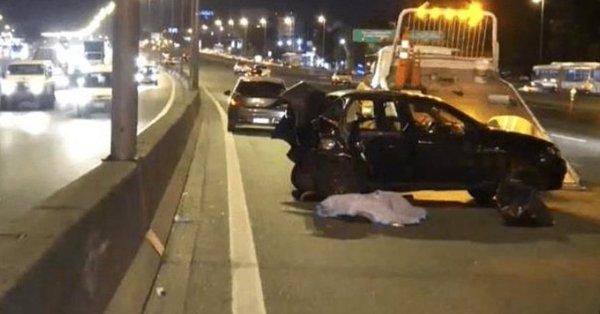 La pasajera de un UBER murió esta madrugada cuando el auto fue embestido en la Panamericana