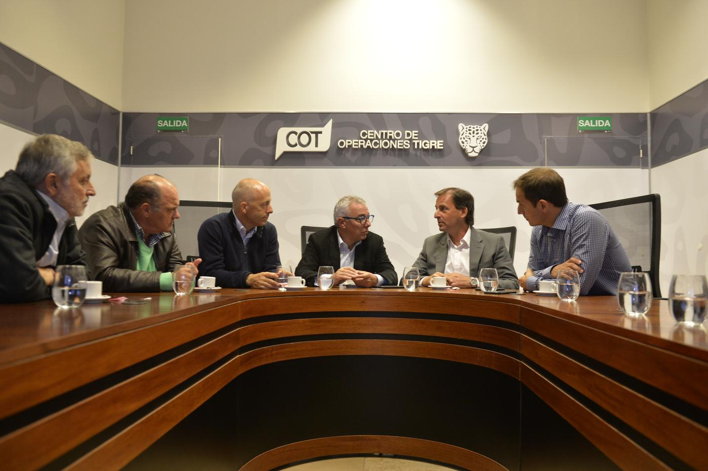 Los intendentes del Consorcio RN2 firmaron un acuerdo de cooperación para mejorar la prestación de salud en la región