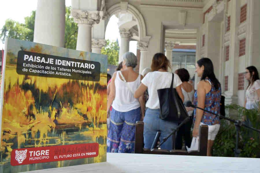 Amplia variedad de actividades en la agenda cultural de Tigre