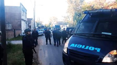 Narcomenudeo en Tigre: Detienen a dos dealers y secuestran armas y drogas