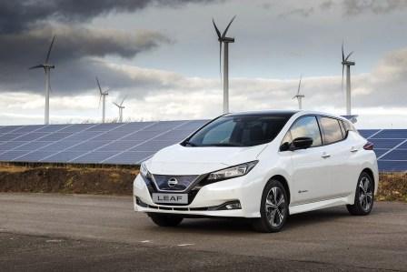 La movilidad inteligente de Nissan llega a Smart City Expo Buenos Aires