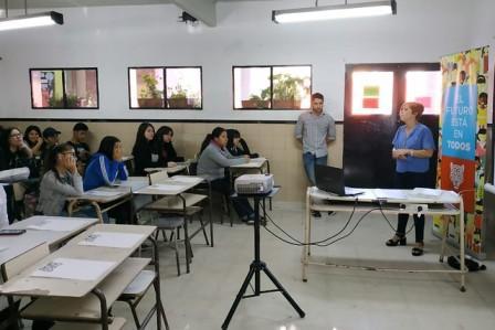 El municipio capacitó a jóvenes de Tigre para insertarse en el mercado laboral
