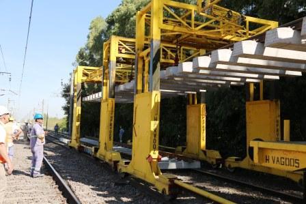 El tren Roca tendrá vías nuevas entre Glew y Alejandro Korn