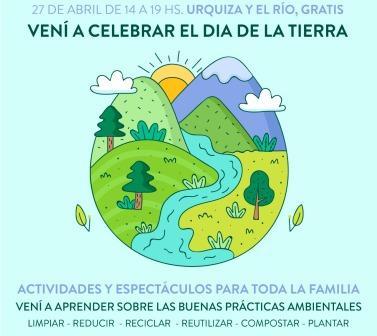 Con motivo de celebrar el día de la tierra, Vicente López prepara una jornada especial para disfrutar con toda la familia.