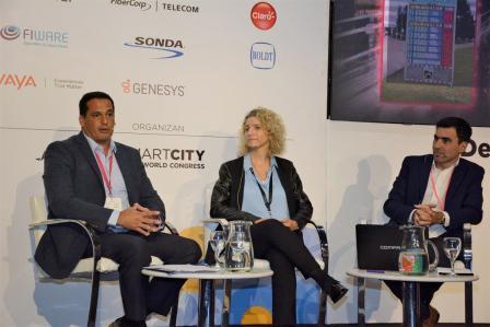 El subsecretario de Higiene Urbana, Leandro Martín, disertó en el evento Smart City Buenos Aires, realizado en la Ciudad de Buenos Aires, y presentó las políticas sustentables que se aplican con éxito en el distrito.