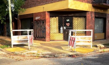 Vicente López suma más rampas en distintas esquinas del municipio