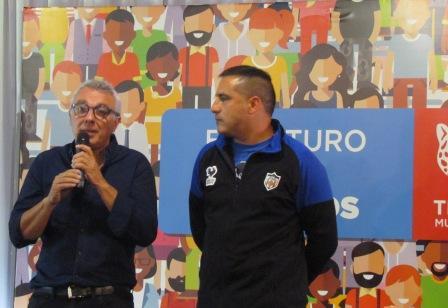 Julio Zamora realizó un contundente llamado a la unidad del PJ en un encuentro con gremios por el Día del Trabajador