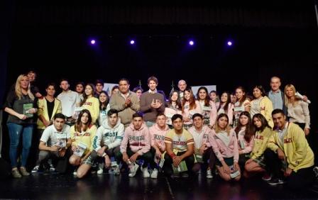Más de 350 alumnos de escuelas participarán del Programa Municipal de Pasantías 2019
