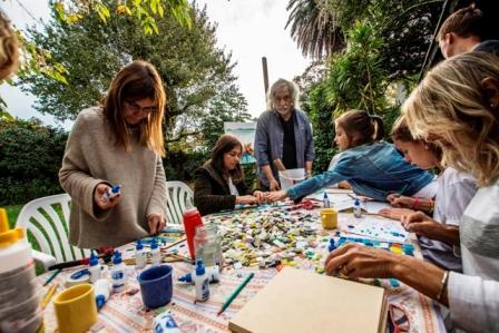 Llega Puertas Adentro del Alto de San Isidro, un recorrido por la cocina del arte