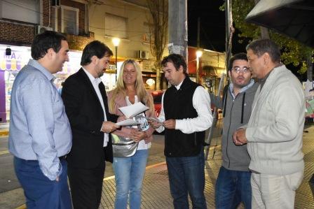 El peronismo federal de San Isidro propone bajas en la Tasa de Comercio