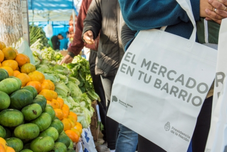"""Nuevas ediciones de """"Mercado en Tu Barrio"""" y """"Municipio en tu Barrio"""" en Vicente López"""