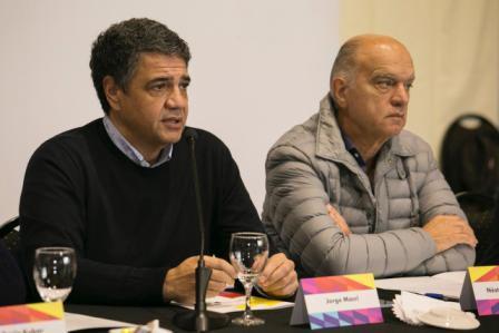 """Jorge Macri espera """"generosidad"""" de los dirigentes para un acuerdo entre el Gobierno y la oposición"""