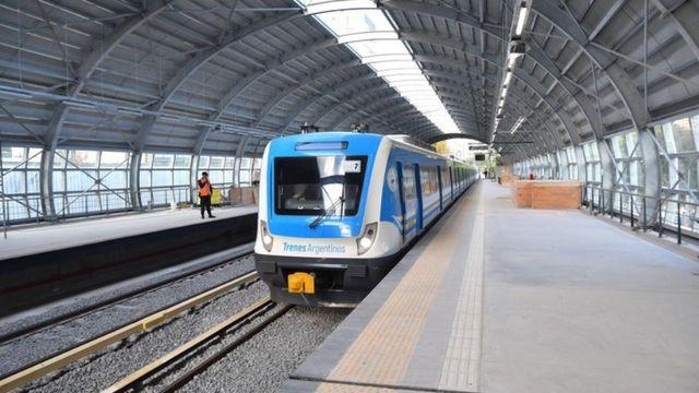 Inauguraron el viaducto Mitre: acorta el viaje y permite mejor frecuencia de trenes