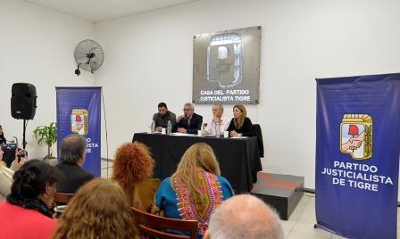 Lo presentó en conferencia de prensa el presidente del PJ local, Julio Zamora. Jóvenes de entre 14 y 25 años podrán presentar trabajos artísticos inspirados en las ideas políticas de la histórica dirigente. La fecha límite de entrega es el 9 de agosto.