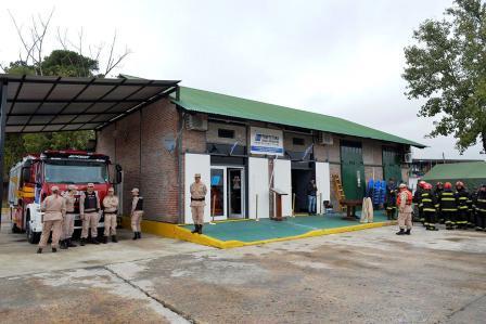La Prefectura Naval inauguró su nueva base en Tigre