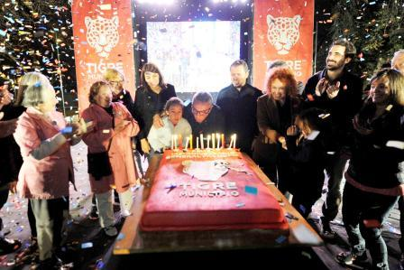 Con artistas de Tigre como protagonistas, General Pacheco celebró su 143° aniversario junto a la comunidad