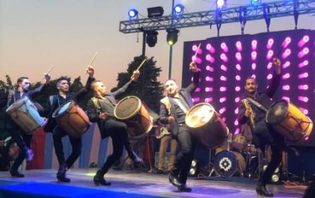 La capital provincial del Himno celebró su día