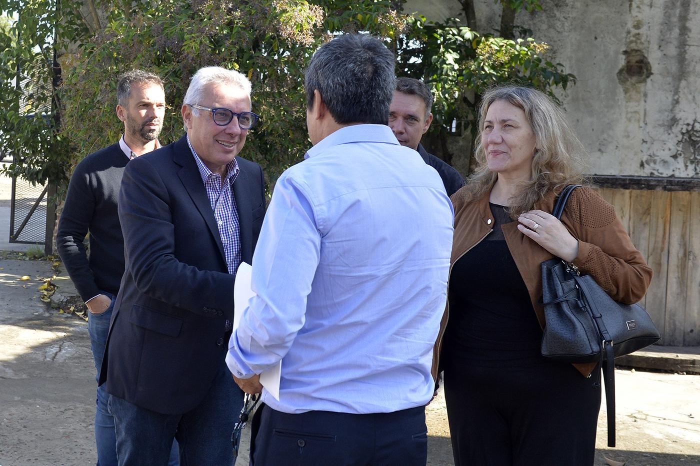 ulio Zamora, realizó una recorrida por 10 emprendimientos inmobiliarios en Distrito Tigre Sur, junto a inversores, desarrolladores y funcionarios locales.