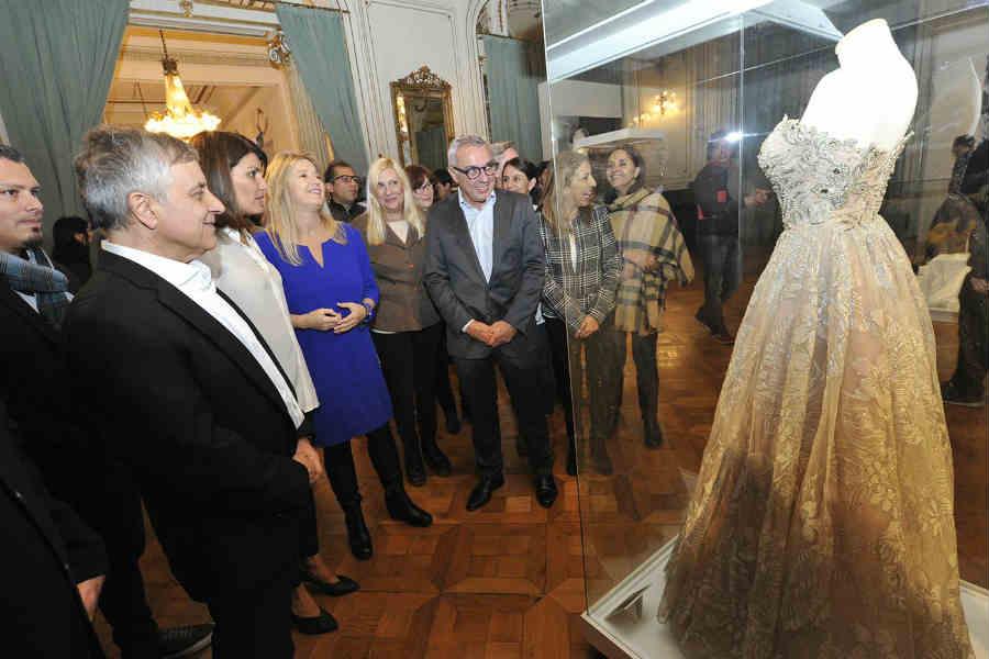 """El Museo de Arte Tigre inauguró la muestra itinerante """"Evita es hoy. Nuevas luchas, la misma inspiración"""""""