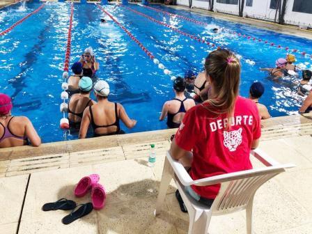 Maratón Acuática Tigre 2019: Más de 100 nadadores participaron en la primera fecha del torneo