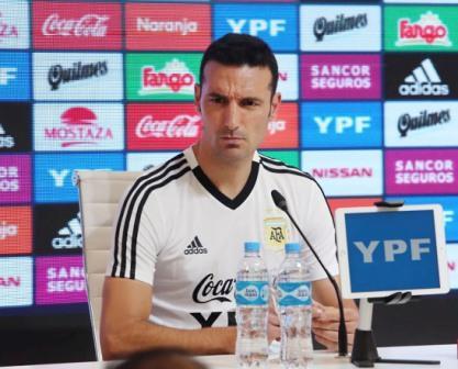 Scaloni dio los 23 citados para la Copa América, con Messi, Agüero y la sorpresa de Milton Casco