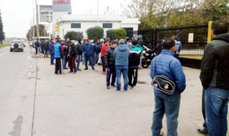 Alijor cerró su planta en Garín y no deja entrar a los trabajadores