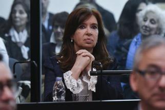 Comenzó el primer juicio contra Cristina Kirchner por corrupción, que seguirá el lunes