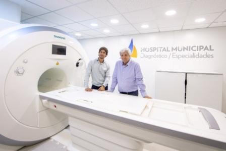 Este domingo, San Fernando inaugurará su Hospital Municipal