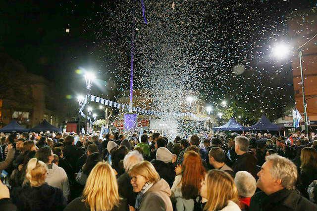 Con la tradicional vigilia, San Isidro celebró el 25 de Mayo