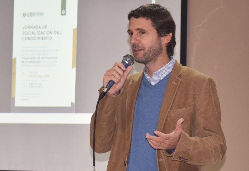 La Universidad de San Isidro presentó sus proyectos de investigación 2019