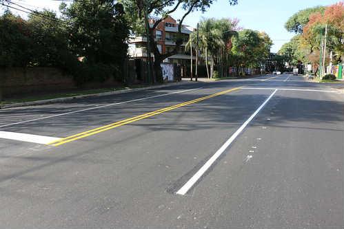 El municipio de San Isidro renovó 21 cuadras de av. Del Libertador