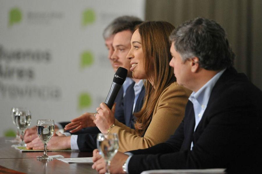Vidal anunció que la provincia de Buenos Aires tuvo el índice de mortalidad infantil más baja de su historia